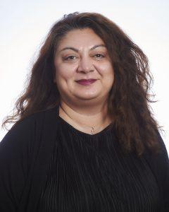 Miss J Petridou - Head of Latin